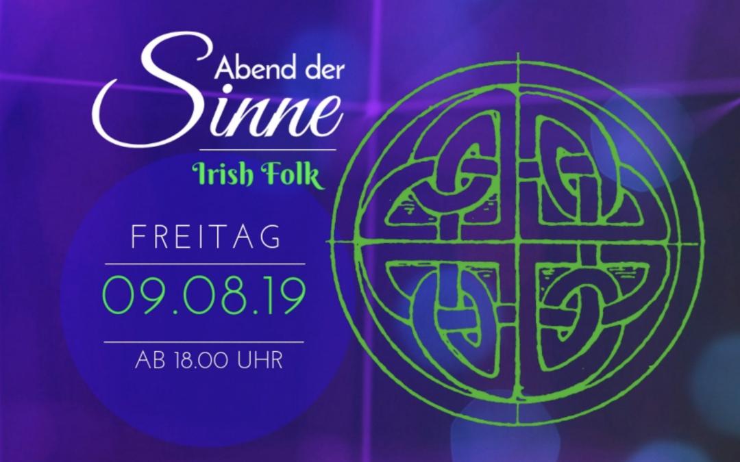 Abend der Sinne – Irish Folk